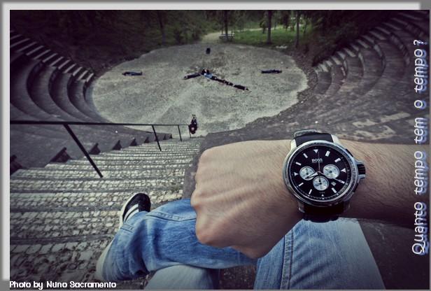 Quanto tempo tem o Tempo?