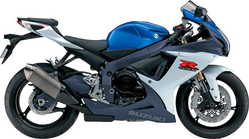 2012 Suzuki GSX-R750 Superbike