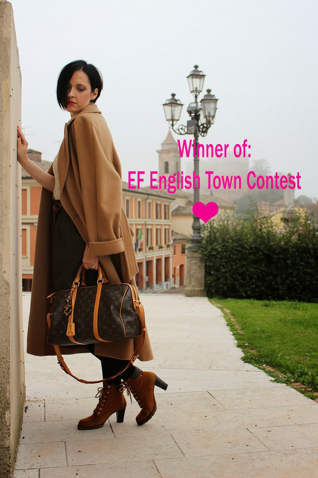 EF ENGLISH TOWN CONTEST
