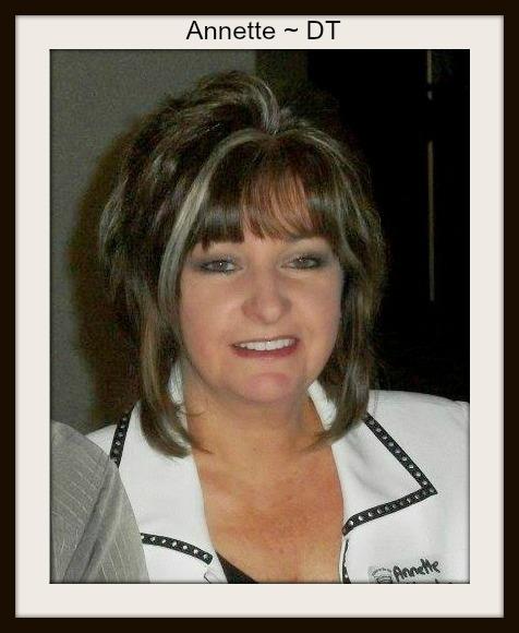 Annette ~ Registered Owner/Admin