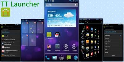 Si a estas alturas estas corriendo alguna de las antiguas versiones de Android como Froyo o Gingerbread es probable que nunca veas la llegada de Android ICS o Jelly Bean a tu dispositivo, al menos de forma oficial. Sin embargo, para que aquellos que no quieren complicarse flasheando su dispositivo para instalar ROMs personalizadas o simplemente no cuentan con estas, existe una posibilidad para tener la interfaz Holo de Android Jelly Bean. Estamos hablando de TT Launcher, un nuevo launcher para Android desarrollado por uno de los miembros de XDA que simula la interfaz Holo implementada a partir de Android