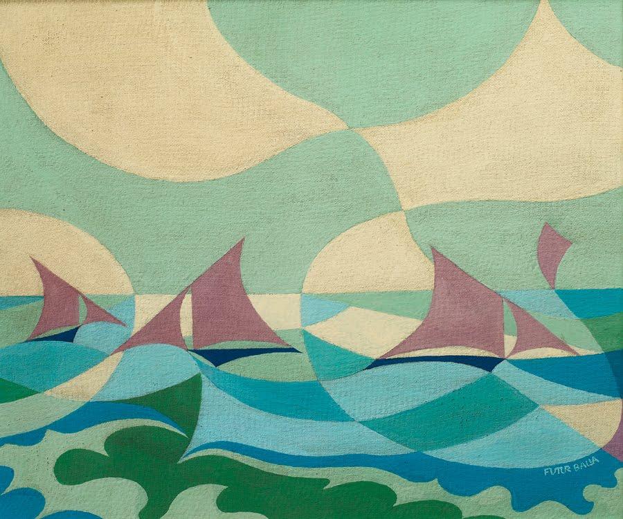 Art by giacomo balla modern design by for Futur balla