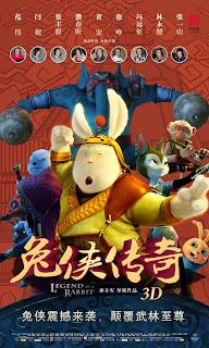 Watch Legend of Kung Fu Rabbit (Tu Xia Chuan Qi) (2011) movie free online