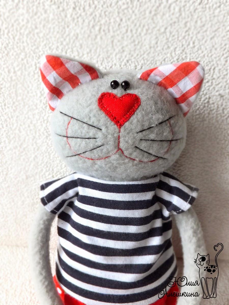 Кот морячок
