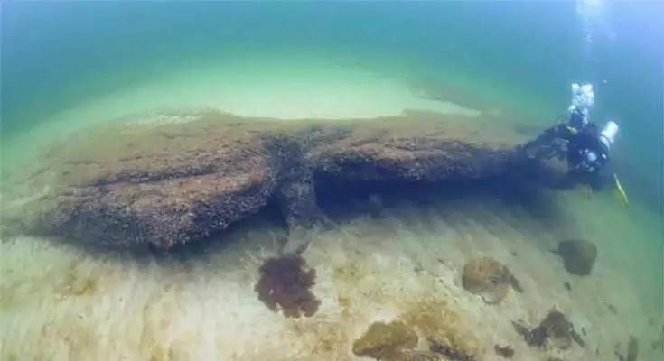 Η Ατλαντίδα της Λίθινης Εποχής – Ερευνητές ανακάλυψαν μία βυθισμένη «πόλη» 9.000 ετών [Βίντεο]