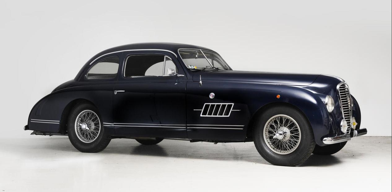 1950 Delahaye 135M Guillore Coupe, vintage cars, vintage cars photos ...