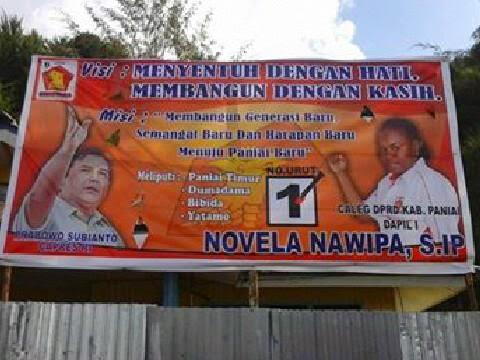 Profile Singkat dan Video Novela Nawipa saat bersaksi di MK