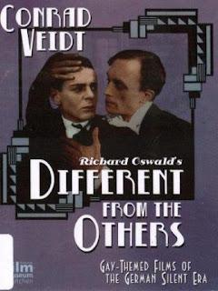 Diferente a los demás (1919), película gay