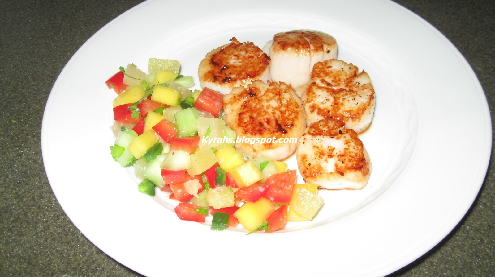 Kyrah's Recipes for GARD and Paleo Diet Followers: Seared ...