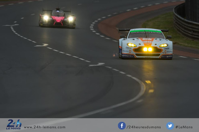 24 Hours of Le Mans endurance race