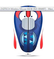 LOGITECH Wireless Mouse M238 [910-004497] - Marc Monkey