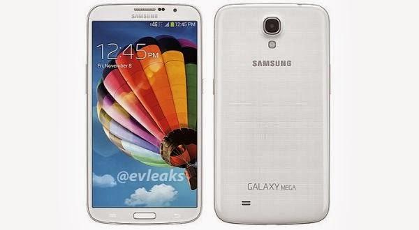 Samsung Hadirkan Galaxy Mega 6.3 Inci
