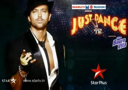 Season 2(2014) wiki, Hrithik Rosan Star plus Show Just Dance Season