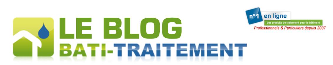 Le Blog de Bati-Traitement : Conseils et fiches pratiques pour l'entretien de la maison et bâtiment