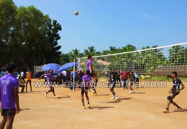 Kerala State Schools 3rd group 58th games, Volley Ball, Lawn Tennis, Ball Badminton, Chess, Cricket, Thalipadappu Maidan, Kasaragod, Kerala, Inauguration, T.E. Abdulla.