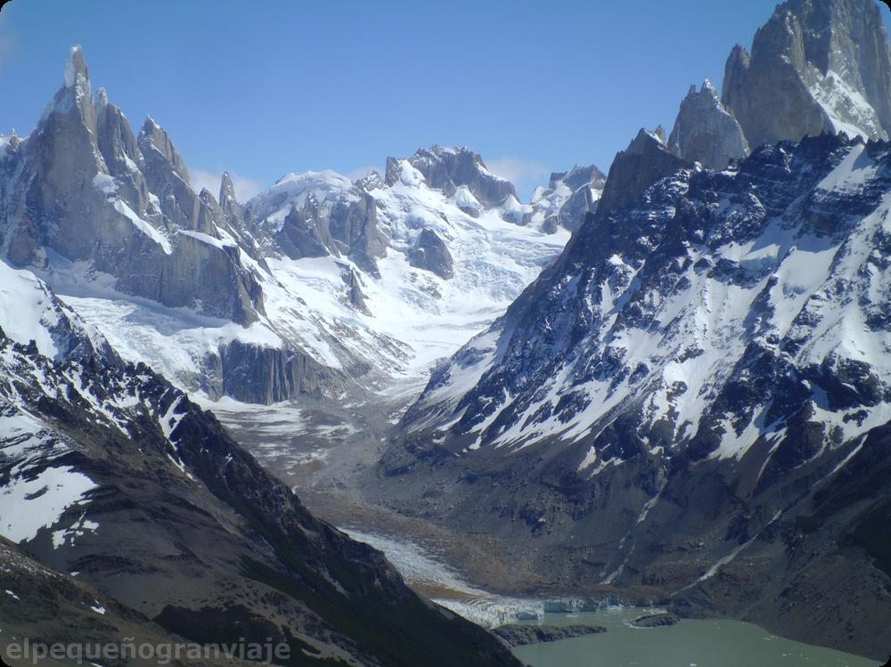 Cerro Torre, Laguna Torre, Glaciar Grande
