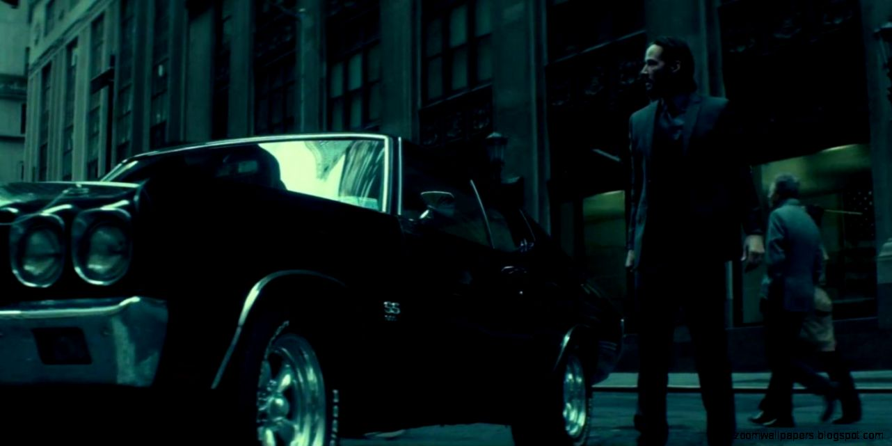 Keanu Reeves in John Wick Movie   Images and Wallpapers
