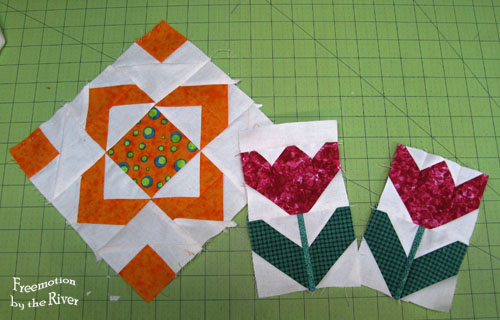 Tulip blocks and more