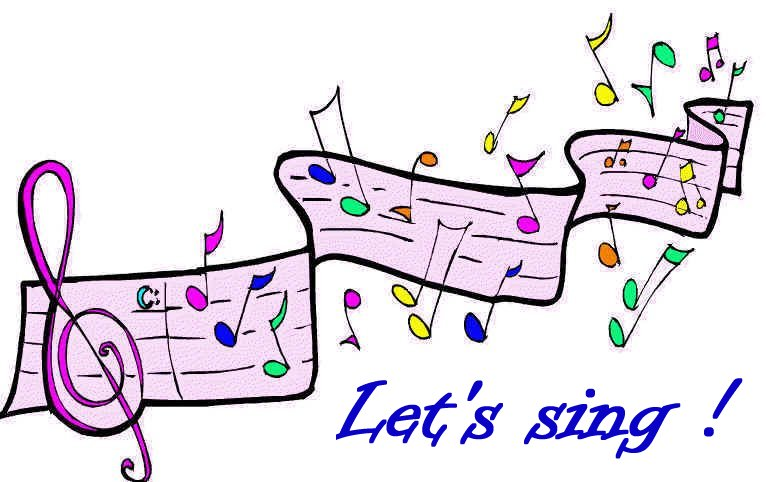Singing traditional english songs is a great way to learn english