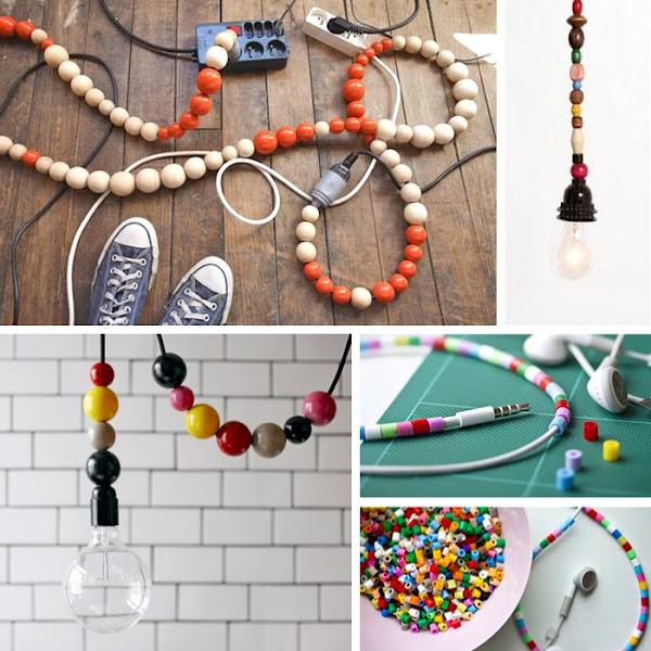 Ocultar cables decorar tu casa es - Como camuflar cables ...