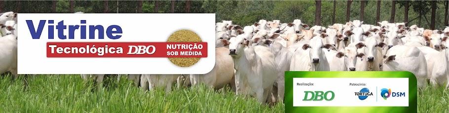 Vitrine Tecnológica DBO - Nutrição Sob Medida