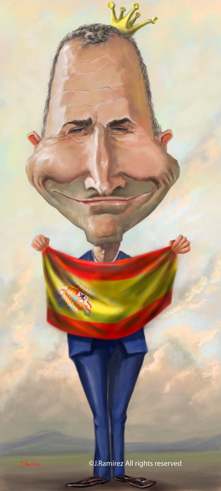 Felipe VI King Of spain