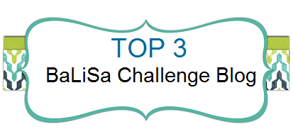 """1. Platz bei der Challenge """"Leckeres verpackt mit Band"""""""