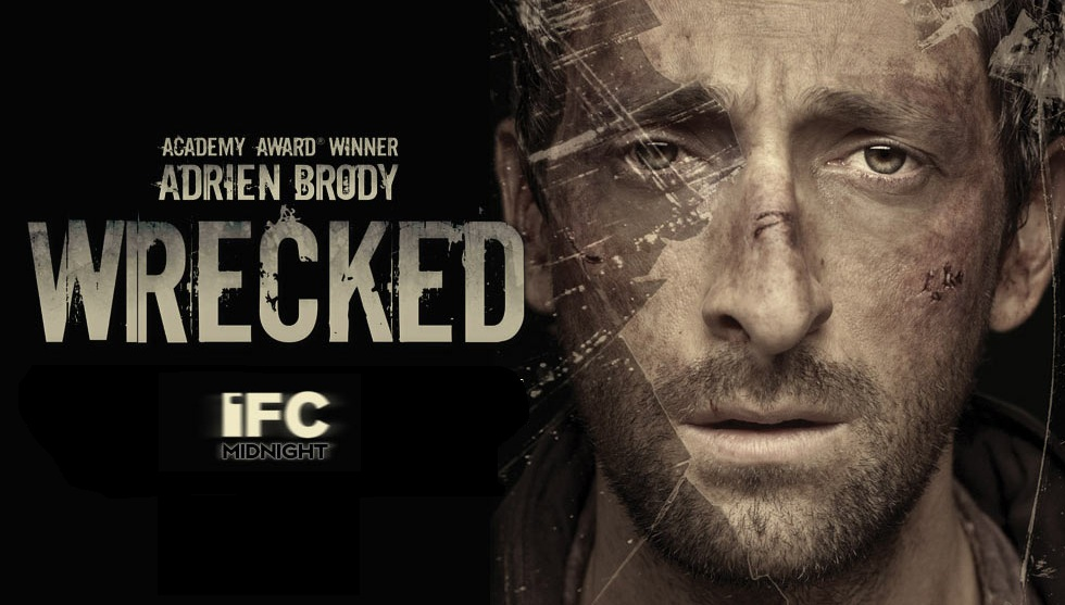 Wrecked movie Actor Adrien Brody got the lead role in Wrecked, ...