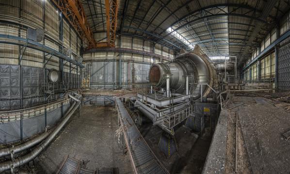 سري للغاية: رحلة داخل بقايا مختبر بريطاني