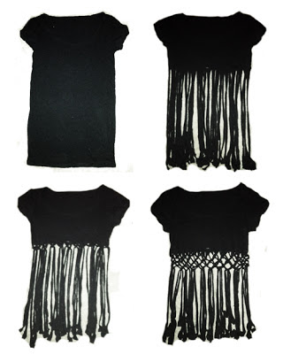 Lonely warriors style diary june 2013 fringed tshirt diy solutioingenieria Choice Image