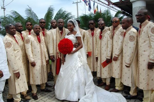 Bella naija nigerian wedding