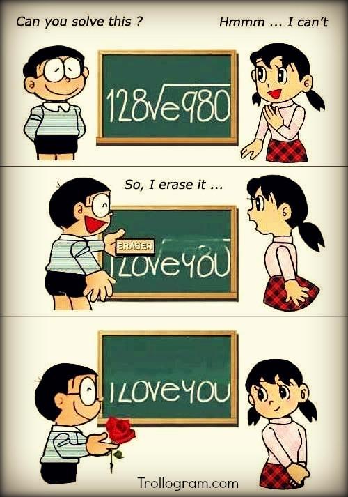 I root you i love you