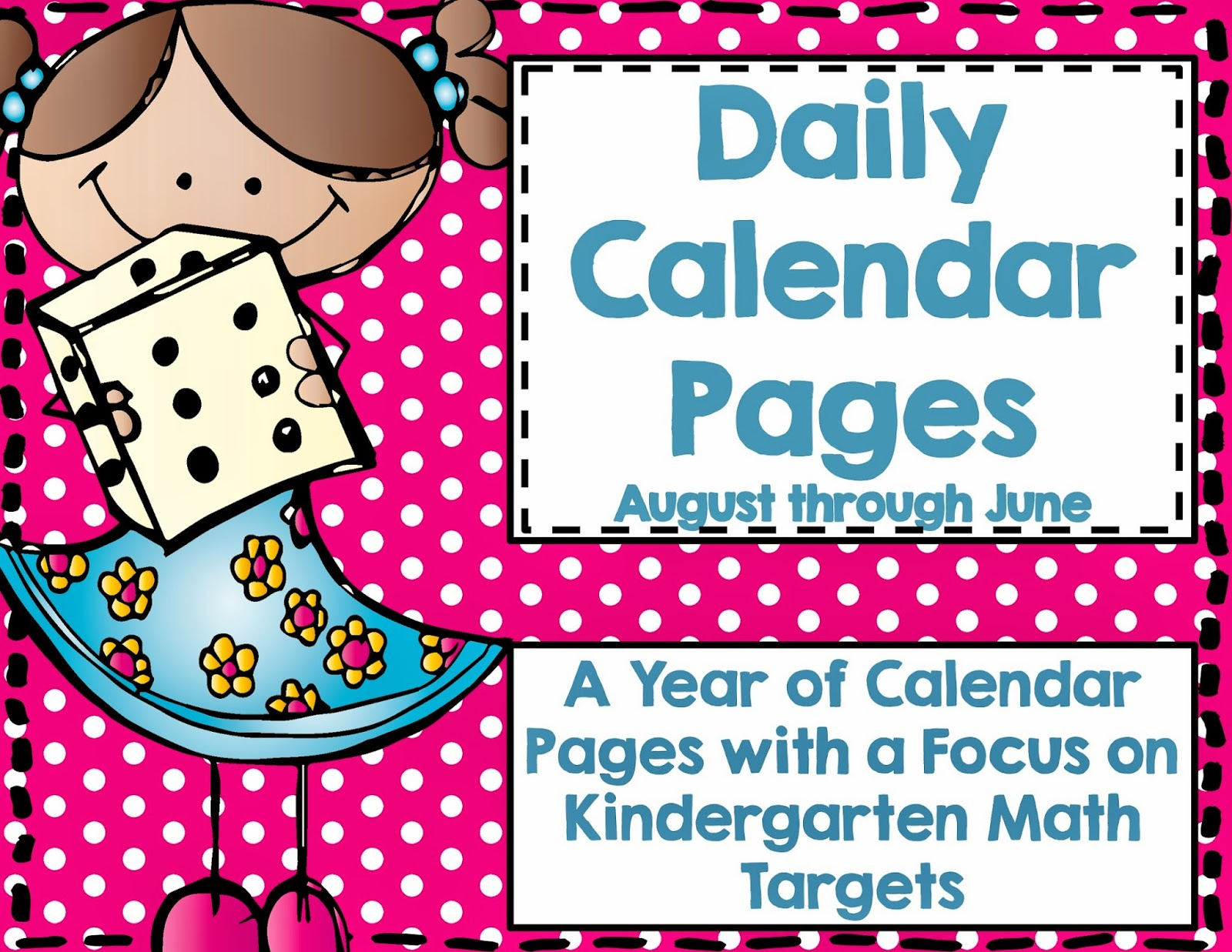 http://www.teacherspayteachers.com/Product/Daily-Calendar-Pages-August-through-June-1365270
