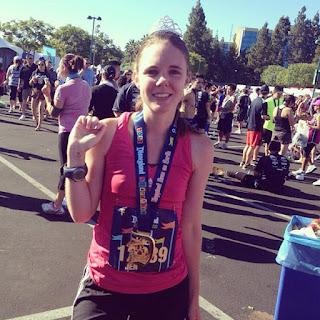 disneyland half marathon running