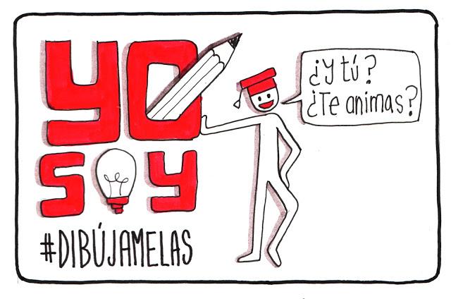 Yo soy #DIBÚJAMELAS