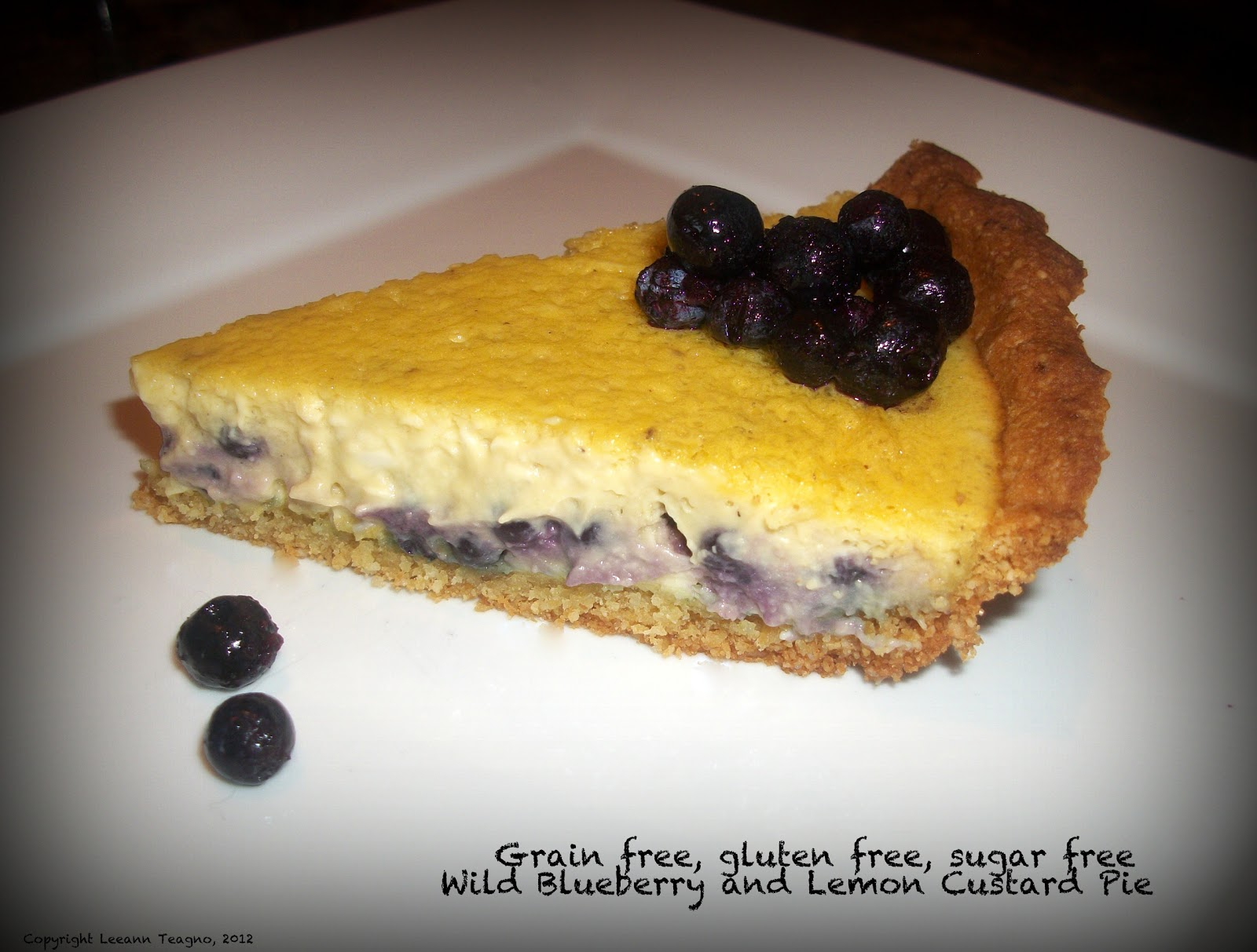(Almost?) Grain free, gluten free, sugar free Wild ...