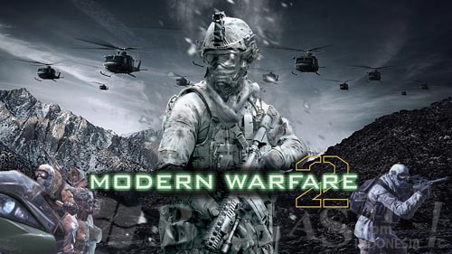 Counter Strike Modern Warfare 2 + Fixed Update 2
