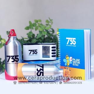 harga souvenir promosi kantor pajak pratama (KPP)