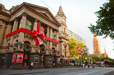 Melbourne Christmas Decorations