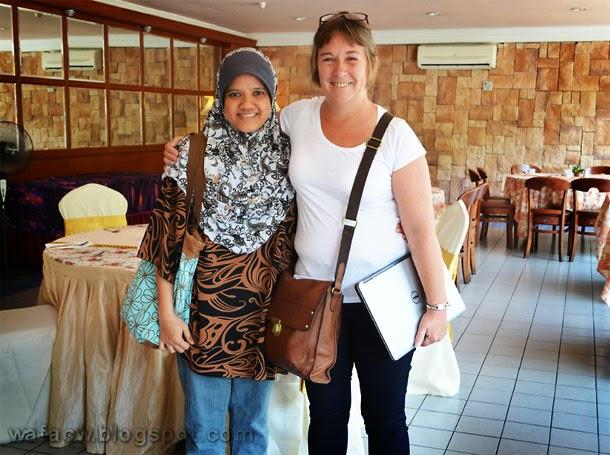 mazlina mustafa aand teri at hotel seri malaysia