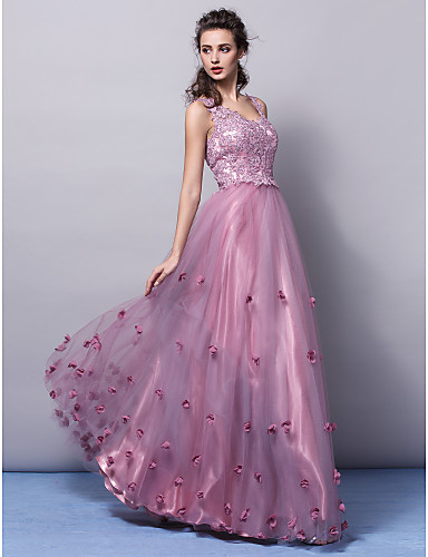 Vestido de Fiesta Princesa de Tul