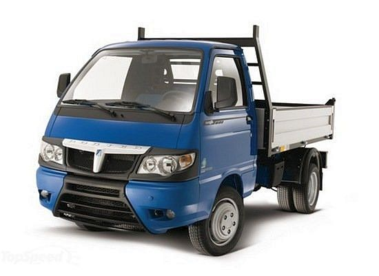 india piaggio plans fresh push in lcv market with new launches. Black Bedroom Furniture Sets. Home Design Ideas