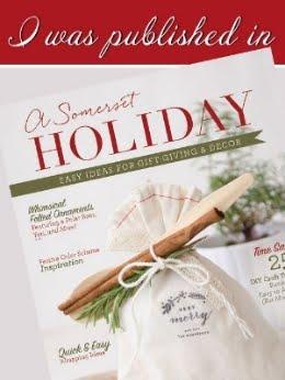 Mano advento kalendorius publikuojamas Somerset žurnale!