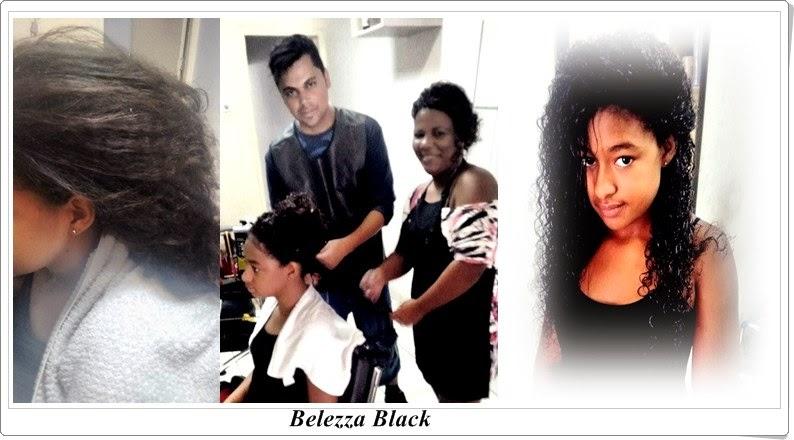 Desestruturação capilar Com Os Produtos Da Linha Beleza Black