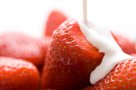 Keeping it Simple (KISBYTO): National Strawberries and Cream Day