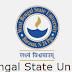 University of Barasat (WBSU) Results 2013 – BA, BSC, BCOM