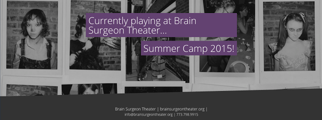 Brain Arts Camp 20% Discount (improv/movie camps only) When You Tell Them ChiIL Mama Sent You!