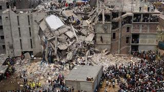 El dueño de la fábrica Rana Plaza de Bangladesh, acusado de asesinato por la muerte de 1.100 trabajadores