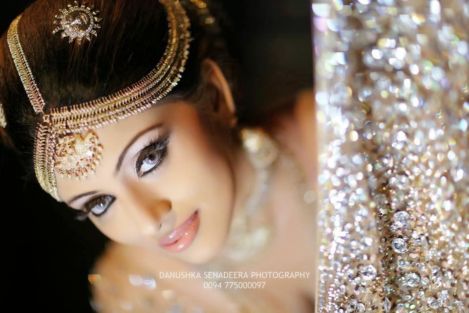 How To Do Kandyan Bridal Makeup : Our Lanka: Nathasha Perera Wedding Photos ( Kandyan )
