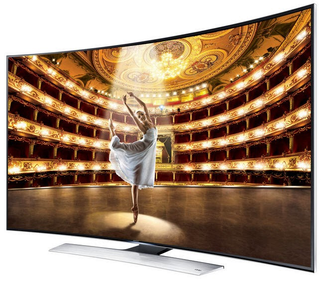 TV Samsung Curved UHD